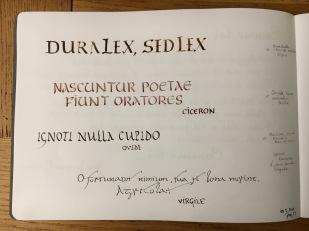 Citations latines